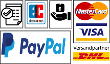 Payment and delivery types